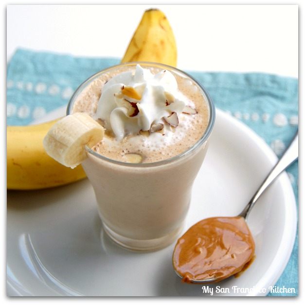 Image result for Peanut Butter Banana Shake