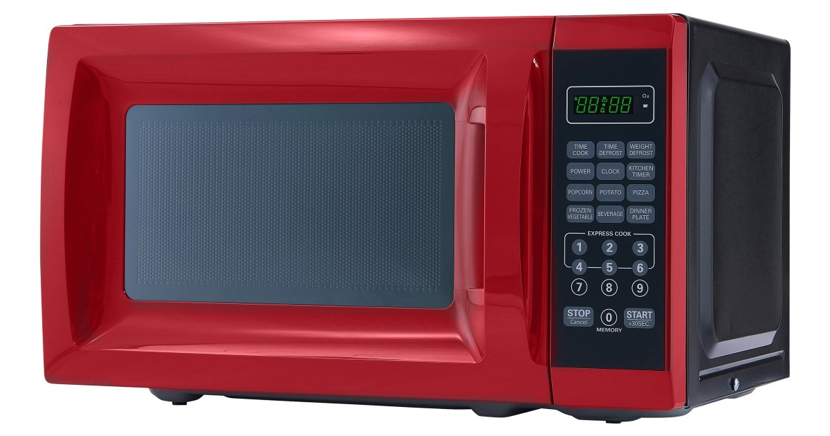 mainstays microwave oven only 39 88 at