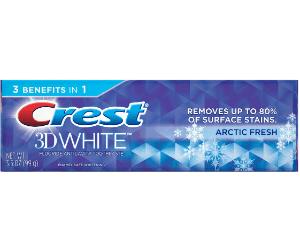 Crest 3D White At Walmart