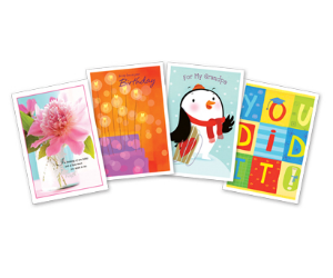 Hallmark Holiday Greeting Cards at CVS