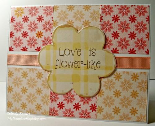 Sophia Card #4 by Wendy Kessler