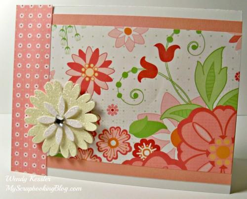 Sophia Card #3 by Wendy Kessler