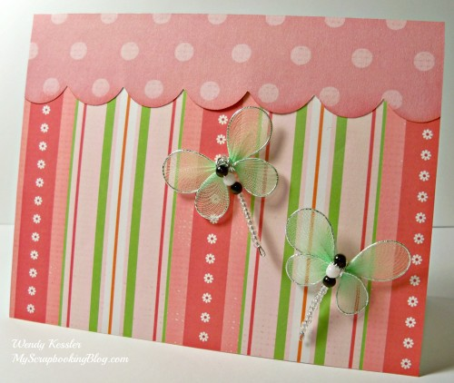 Sophia Card #2 by Wendy Kessler