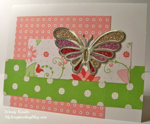 Sophia Card #11 by Wendy Kessler