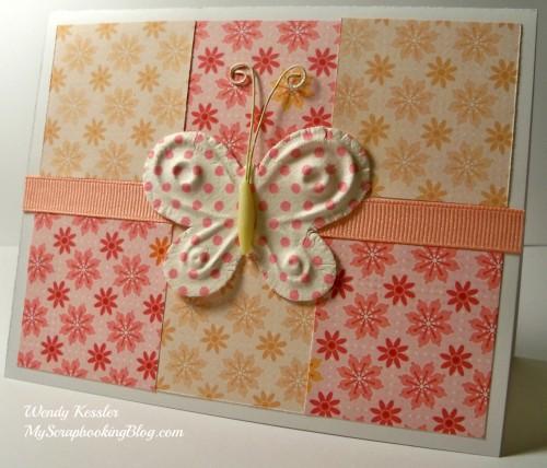 Sophia Card #13 by Wendy Kessler