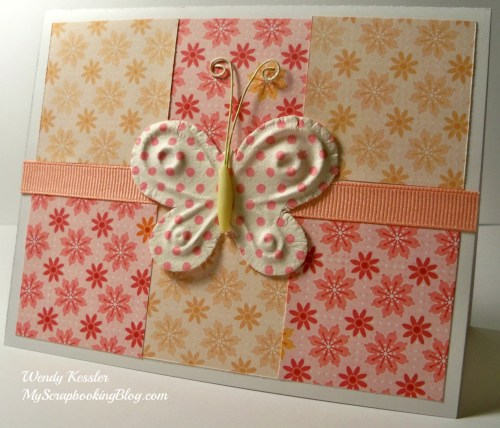 Sophia Card #13 by Wendy Kessler