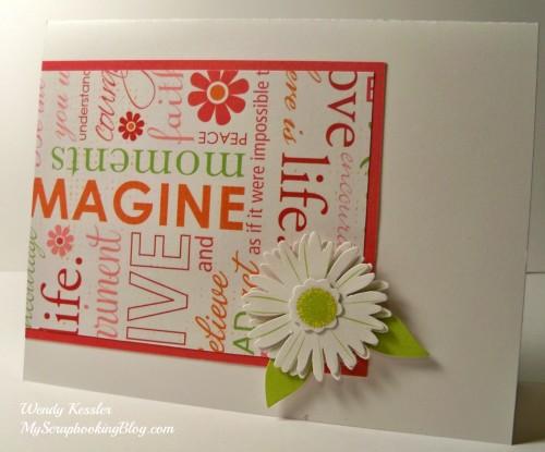 Sophia Card #14 by Wendy Kessler