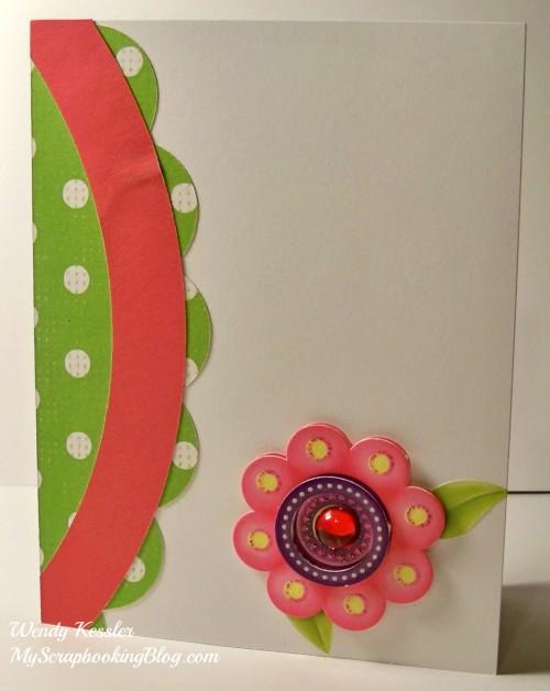 Sophia Card #17 by Wendy Kessler