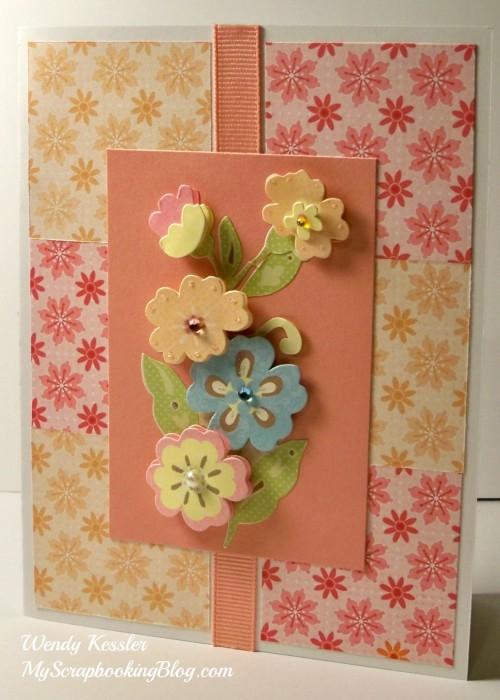 Sophia Card #20 by Wendy Kessler
