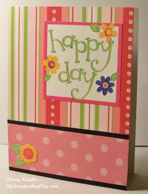 Sophia Card #24 by Wendy Kessler