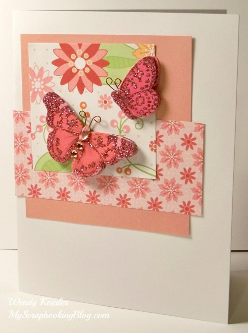 Sophia Card #39 by Wendy Kessler