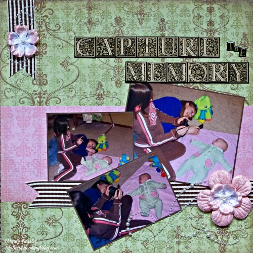 Capture the Memory Layout by Wendy Kessler