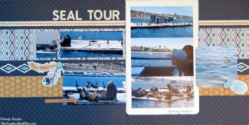 Seal Tour Layout by Wendy Kessler