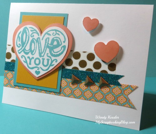 Cloud Nine Card 5 by Wendy Kessler