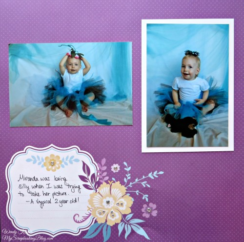 Silly Layout by Wendy Kessler