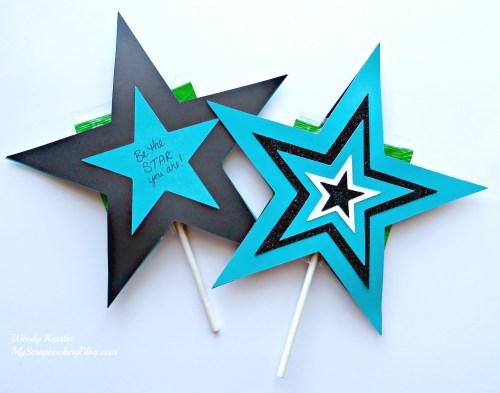 Star Suckers by Wendy Kessler