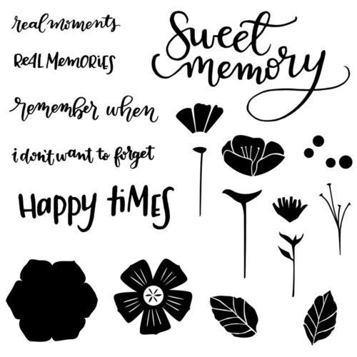 Happy Times Stamp Set