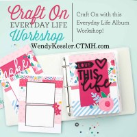 Craft On Everyday Life Workshop