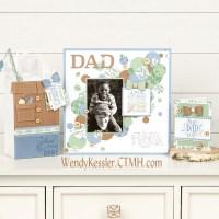 No Ordinary Dad exclusive stamps