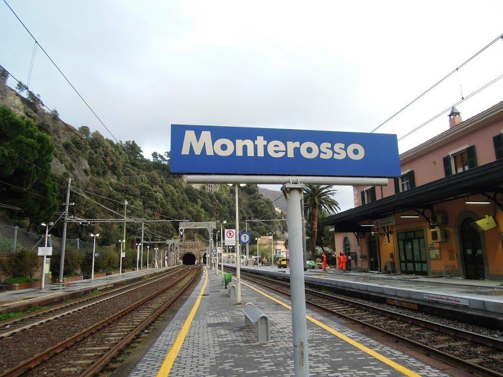 Muoversi in treno alle Cinque Terre