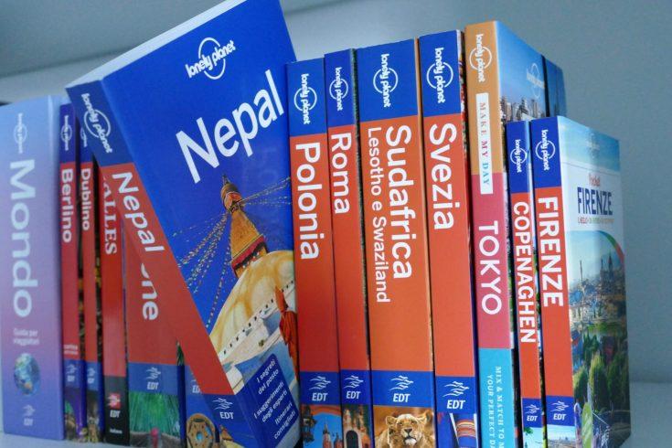 Le mie guide di viaggio Lonely Planet