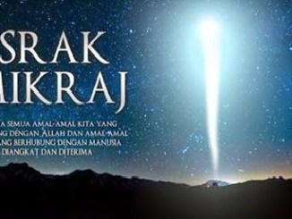 Peristiwa Israk Mikraj Buktikan Kebesaran Allah SWT