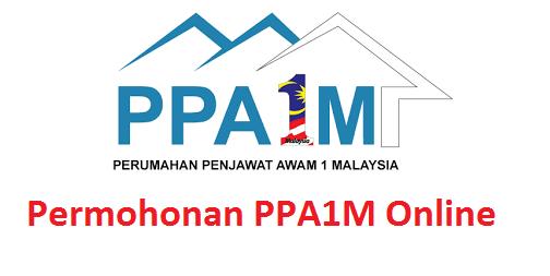 Permohonan PPA1M Online