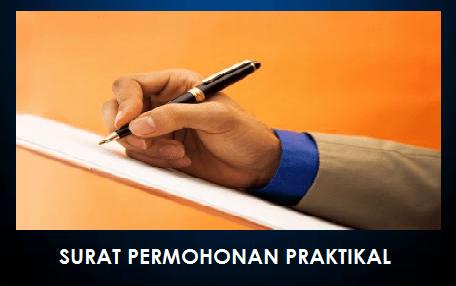 Contoh Surat Permohonan Latihan Industri Praktikal