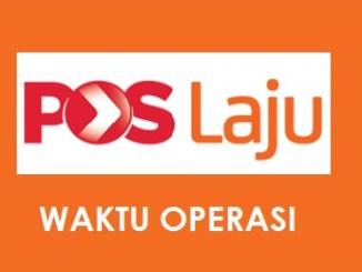 Waktu Operasi Pos Laju Bulan Ramadhan 2017