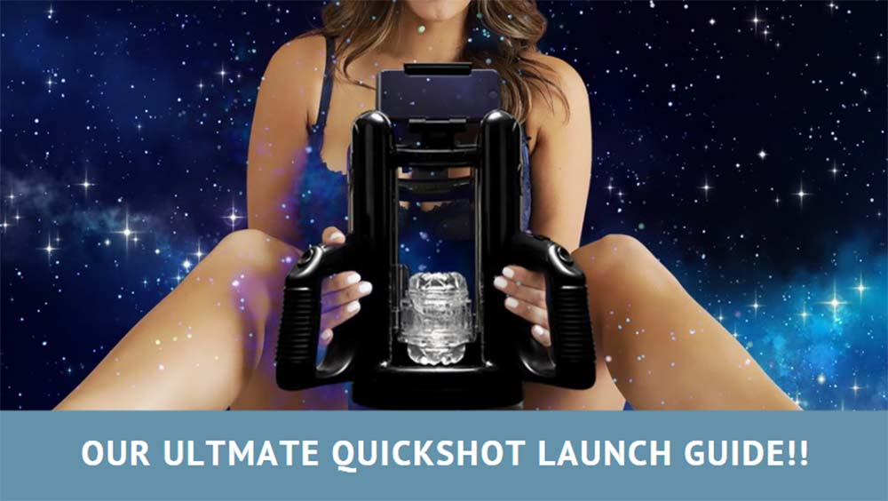 Fleshlight launch charge time