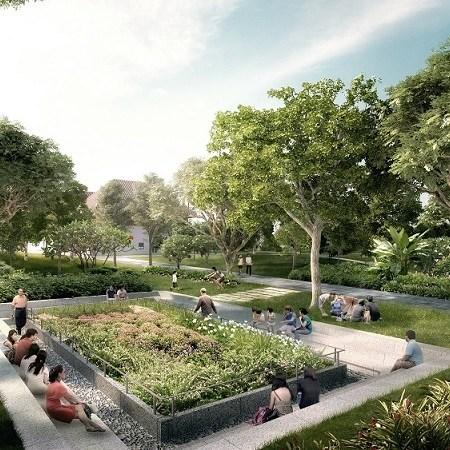 Bukit-Canberra_Sunken-Garden