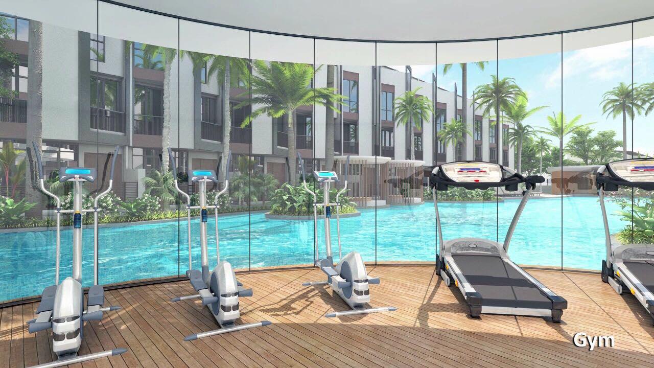 The Palms Gym