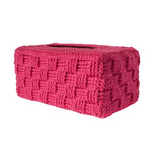 Rectangular Tissue Box Cover In Two sizes