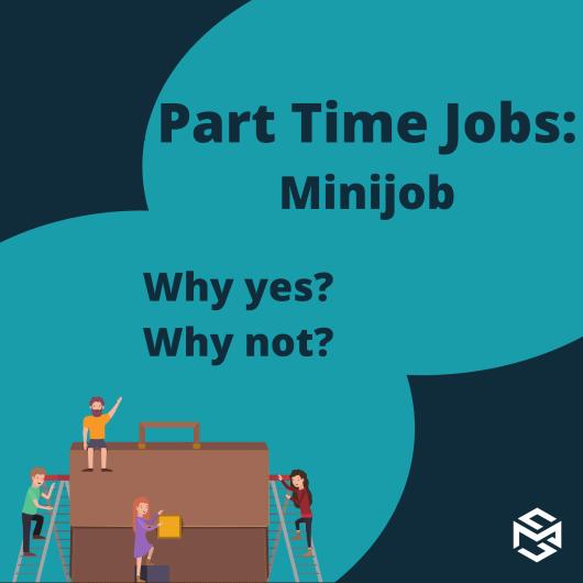 Part time jobs: minijob