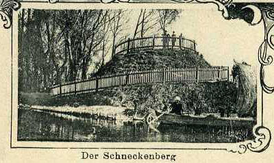 Der Schneckenberg - Ślimacza Góra