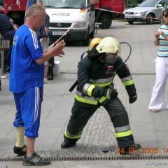 Myśliborscy Strażacy zwyciężyli w Berlinie.