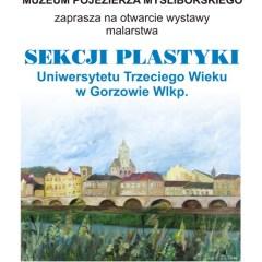 Wystawa malarstwa UTW Gorzów Wlkp.