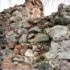 Remont murów miejskich i Bramy Pyrzyckiej