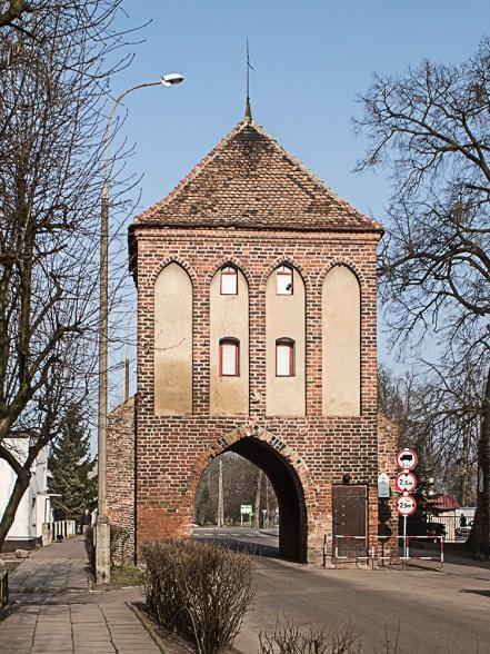 Brama Pyrzycka