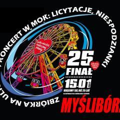 25 Finał WOŚP Myślibórz