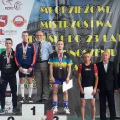 AKS Myślibórz z medalem Młodzieżowych Mistrzostw Polski!
