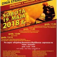 Wojewódzkie Obchody Dnia Strażaka w Myśliborzu