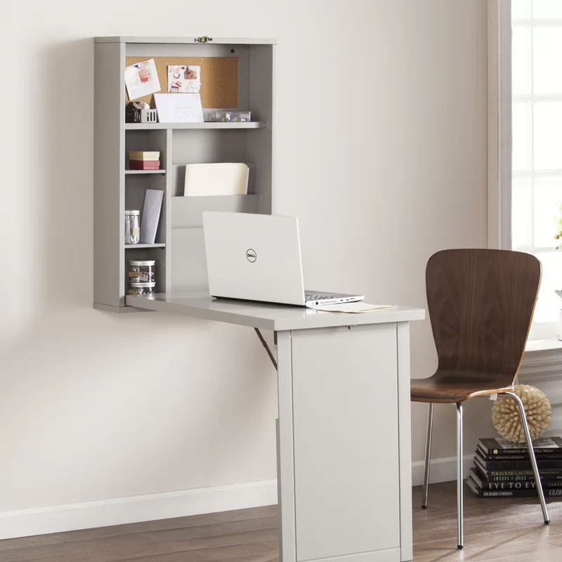 Computer Desks To Maximise Your Small Space Mysmallspace