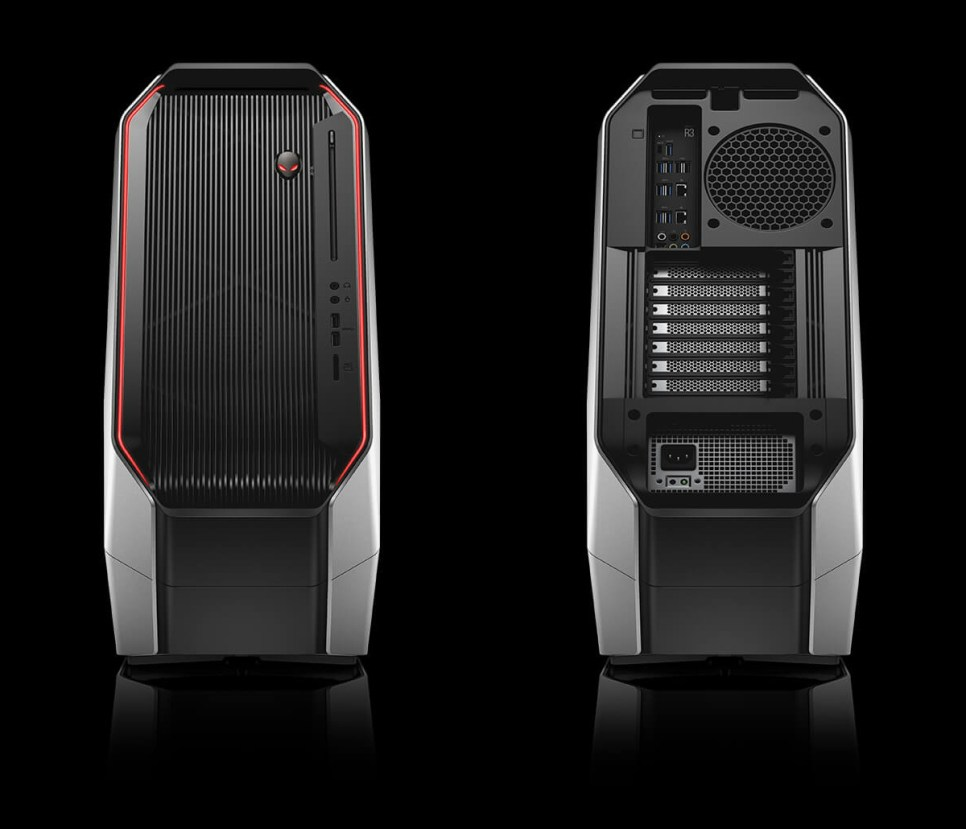Alienware debuts flagship Area-51 PC with AMD Threadripper