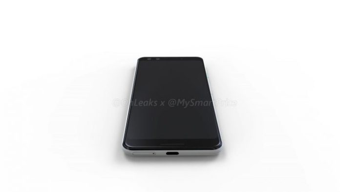 Google Pixel 3 & 3 XL CAD Renders allegedly appeared on the web - 3