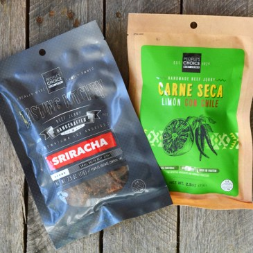 Gifts for the Foodie- People's Choice Jerkey