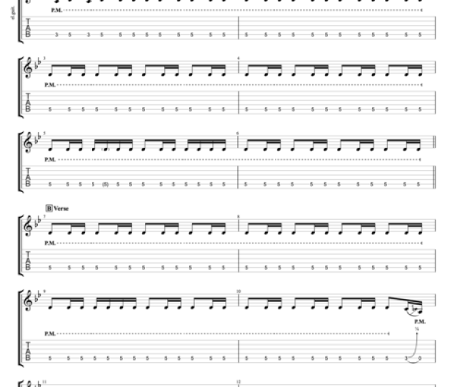 Another Brick In The Wall Part 1 By Pink Floyd Full Score Guitar Pro Tab Mysongbook Com
