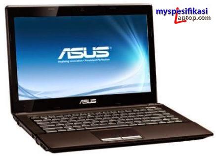 Harga-Laptop-Gaming-Asus-K45DR-VX032D Review Harga dan Spesifikasi Asus X75A TY114D