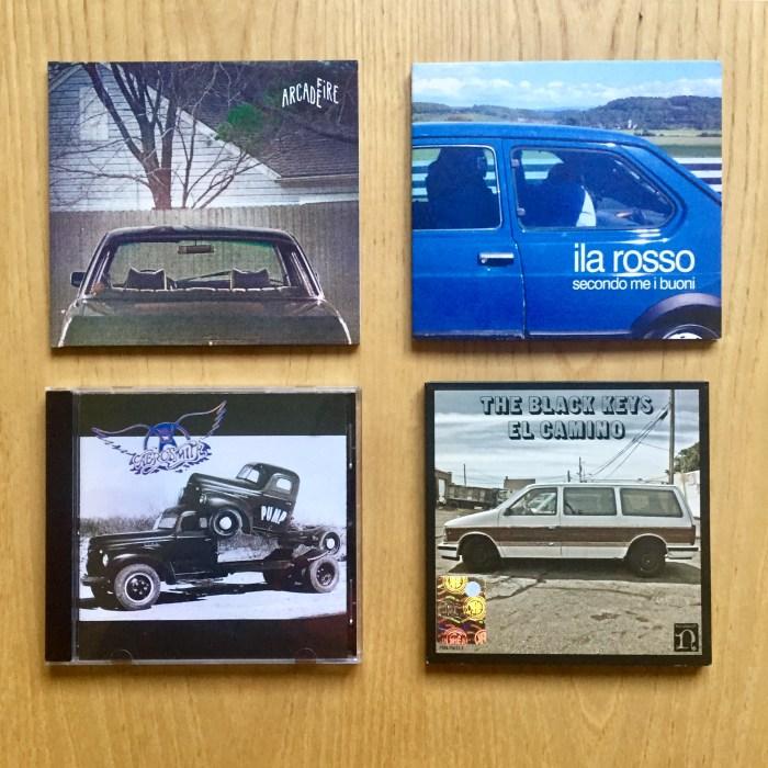 Collezioni tematiche album automuniti