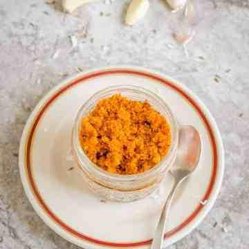 Coconut Garlic Powder